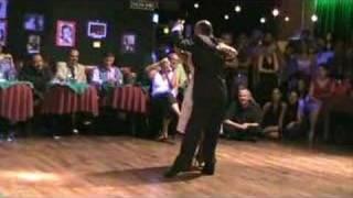 :: Osvaldo y Coca Cartery : 'El Adios' : tango milonguero ::