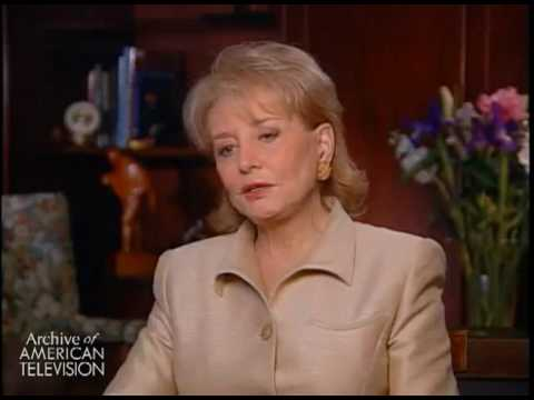 Barbara Walters on Edwin Newman's role on the Today show