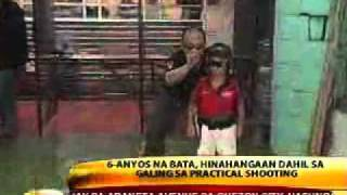MIKO ANDRES ON GMA7 world record