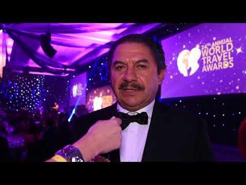 Oscar Rodríguez, chief executive, Sixt Mexico