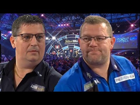 Anderson v West [LI6] 2018 World Championship Darts