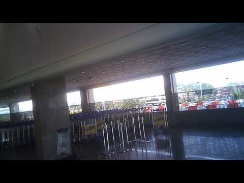 baggage claim area (work completed) Douala International Airport