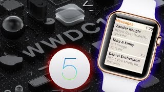 watchOS 5: What could happen at WWDC18