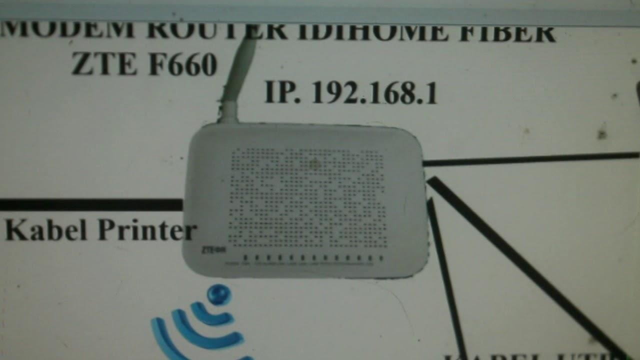 WIFI PRINT SERVER / PRNT SHARING USE MODEM ROUTER ZTE F660