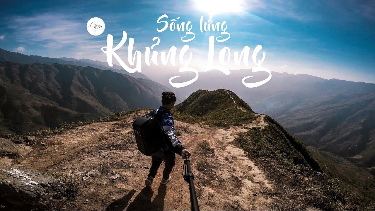 Sống Lưng Khủng Long Háng Đồng Tà Xùa Sơn La Nhìn Từ Trên Cao.