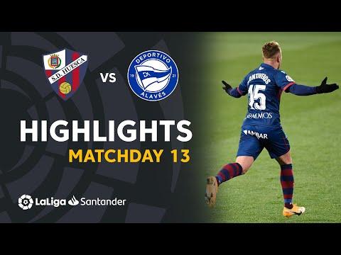 Huesca Alaves Goals And Highlights