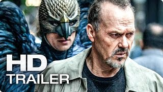 BIRDMAN Trailer #2 German Deutsch (2015)