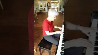 Down by the Old Mill Stream (Tell Taylor) Piano Cover by Elsie Ferguson
