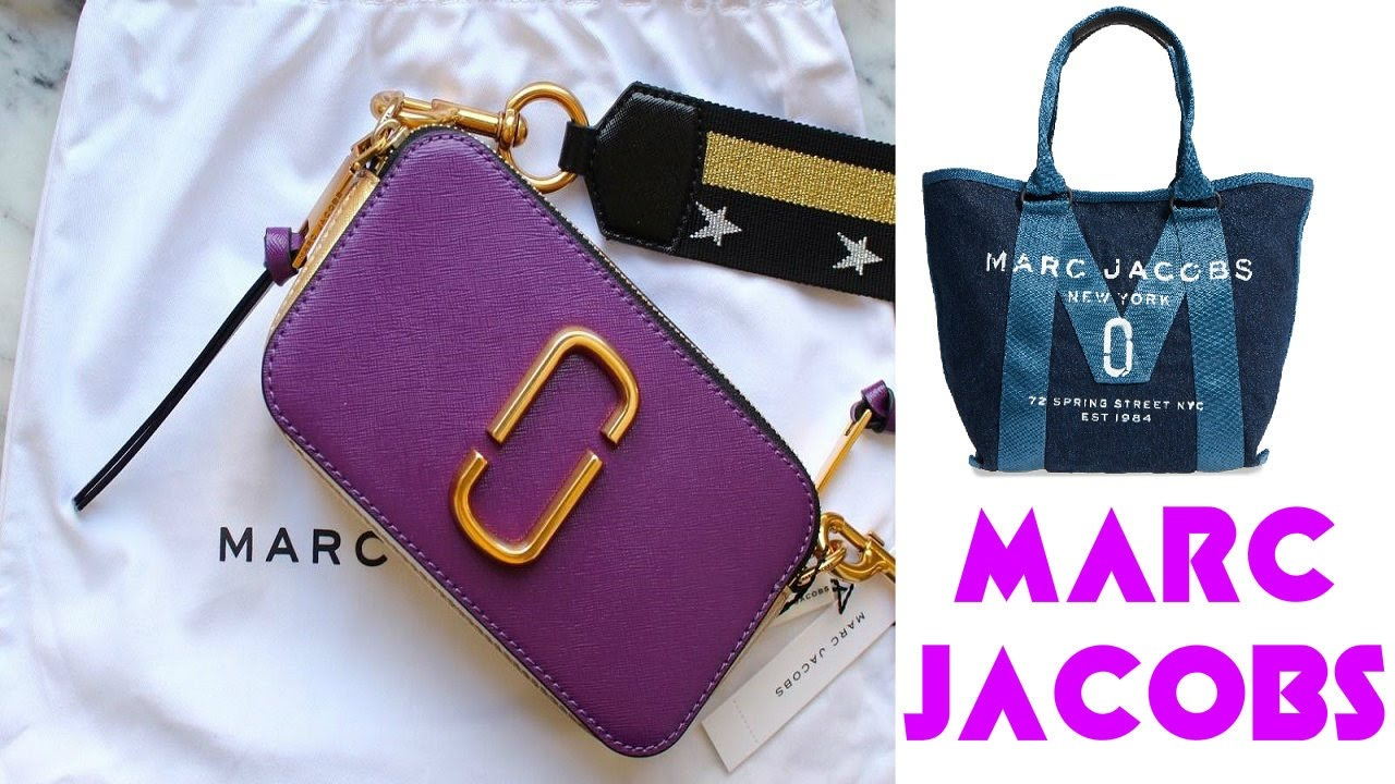 Marc Jacobs Handbags Collection 2017