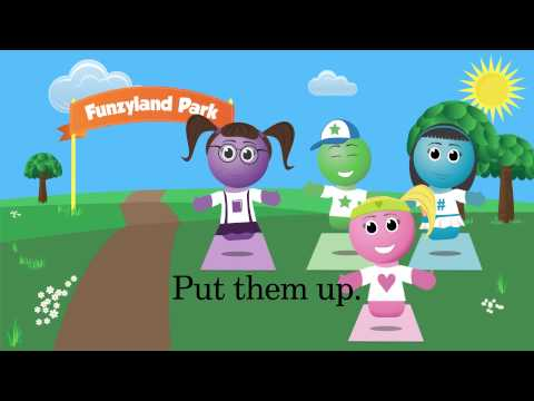 Up Sight Word Song (Music Video)