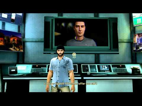 Alpha Protocol- Nolan North as Steven Heck Loves You Achievement