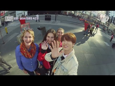 [GOT7's Hard Carry] Canada IGOT7 welcoming Youngjae on the street Ep.9 part 8