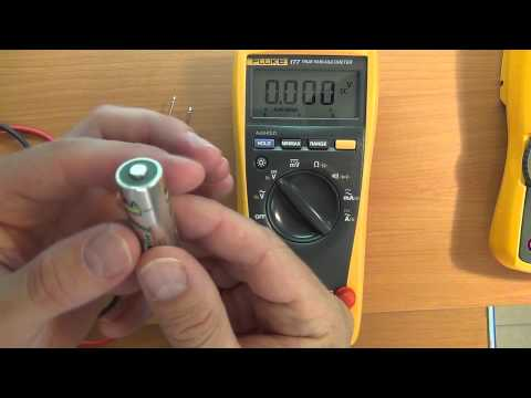 How to use a Multimeter for beginners: Part 1 - Voltage meas