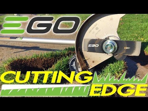 "NEW EGO 56v 8"" Inch Cordless Edger Attachment - Power Head System"