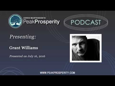 Grant Williams: The Rising Danger Of A Bidless Market