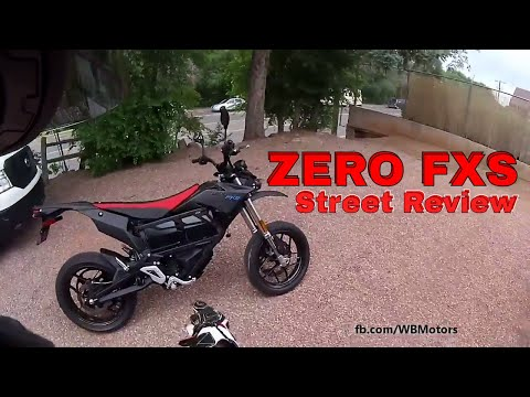 Zero FXS Street Review - Zero Motorcycles | Irnieracing