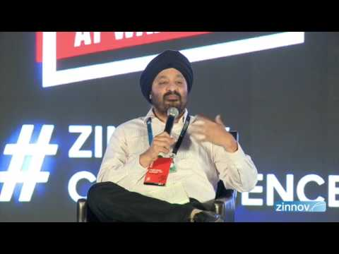 Chat : Innovation at Warp Speed | Zinnov Confluence '17, Bangalore