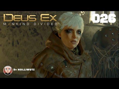 Deus Ex: Mankind Divided #026 - Die Bombenlegerin [PC][HD] | Let's Play Deus Ex