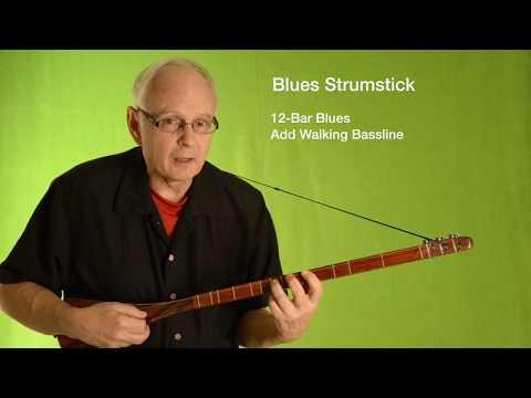 Blues Strumstick 1