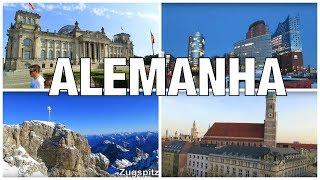 OS LUGARES MAIS LINDOS DA ALEMANHA | Lugares que deve conhecer na Alemanha