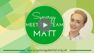 Matt | Meet The Team | Synergy Dental Bury