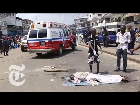 Fighting the 2014 Ebola Virus Outbreak Street by Street   The New York Times
