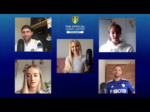 Paige Williams and Abbie Brown on the future of women's football |  The Official Leeds United Podcast