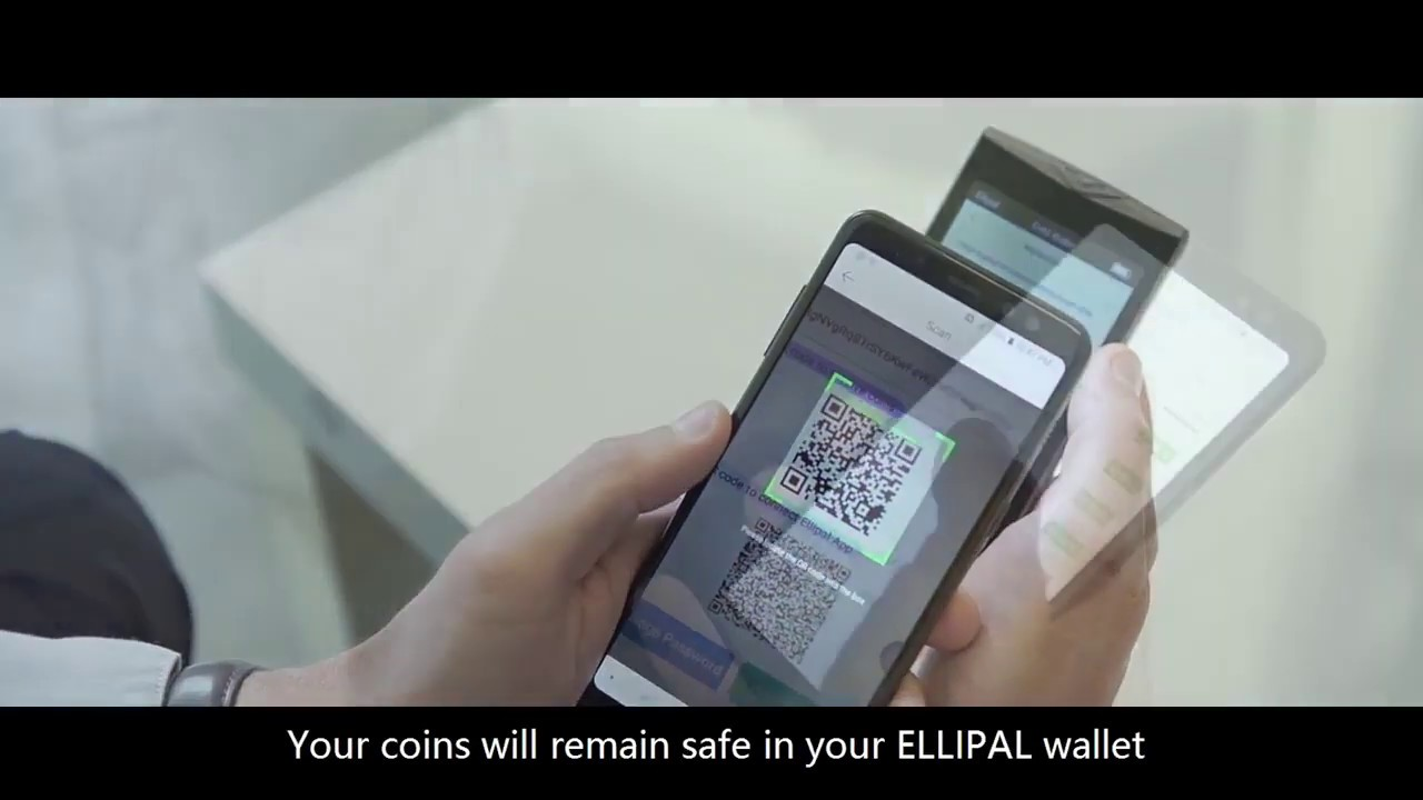 ELLIPAL - The innovative Cold Wallet 2.0 for cryptocurrency 12