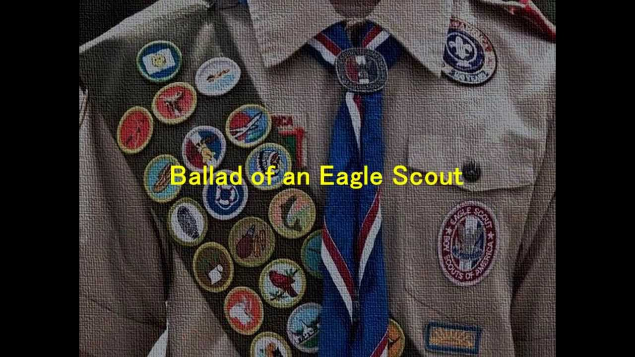 ballad of an eagle scout 2014 - youtube, Modern powerpoint