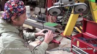 Diy Bandsaw Guide Rails - Video 1 Of 4