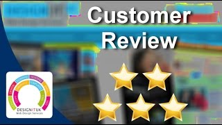 Designituk Twickenham Excellent Five Star Review by  D.