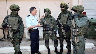 Spezialeinheiten: Der israelische Grenzschutz [Doku - Deutsch - HD]