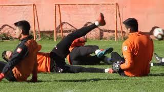 Tetiş Yapı Elazığspor maçı hazırlıklarımız devam ediyor Adanaspor
