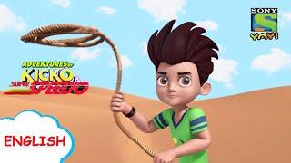 Mystery of the pyramid  Kicko &amp Super Speedo  Cartoon for kids in English