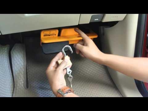 Manuallock for Ford Everest / Ford All New Ranger / Bt-50 Pro