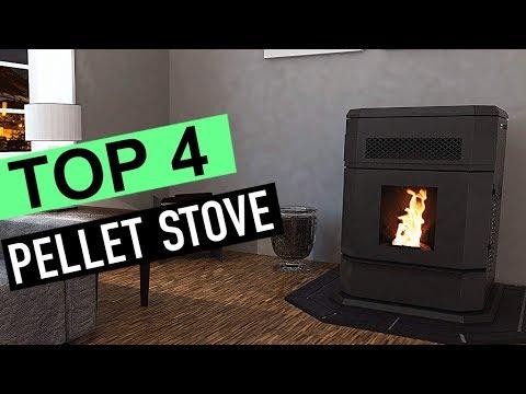 BEST 4: Pellet Stove 2019