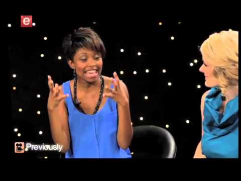 Screentime with Nicky Greenwall  Nomfusi and Angelique Pretorius 20130107