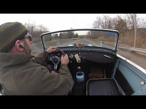 How to make an Austin Healey Bugeye Sprite ready for the modern world