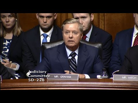 Kavanaugh hearings: Lindsey Graham Unleashed