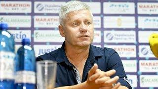 Олександр Чижевський: «Гра може не виходити, але самовіддача повинна бути»