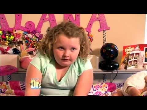 Honey Boo Boo's Diet -- The Doctors