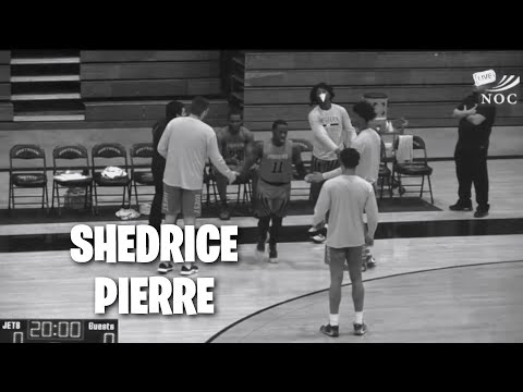 Shedrice Pierre | Western Oklahoma State College Freshman Year - Highlights!!