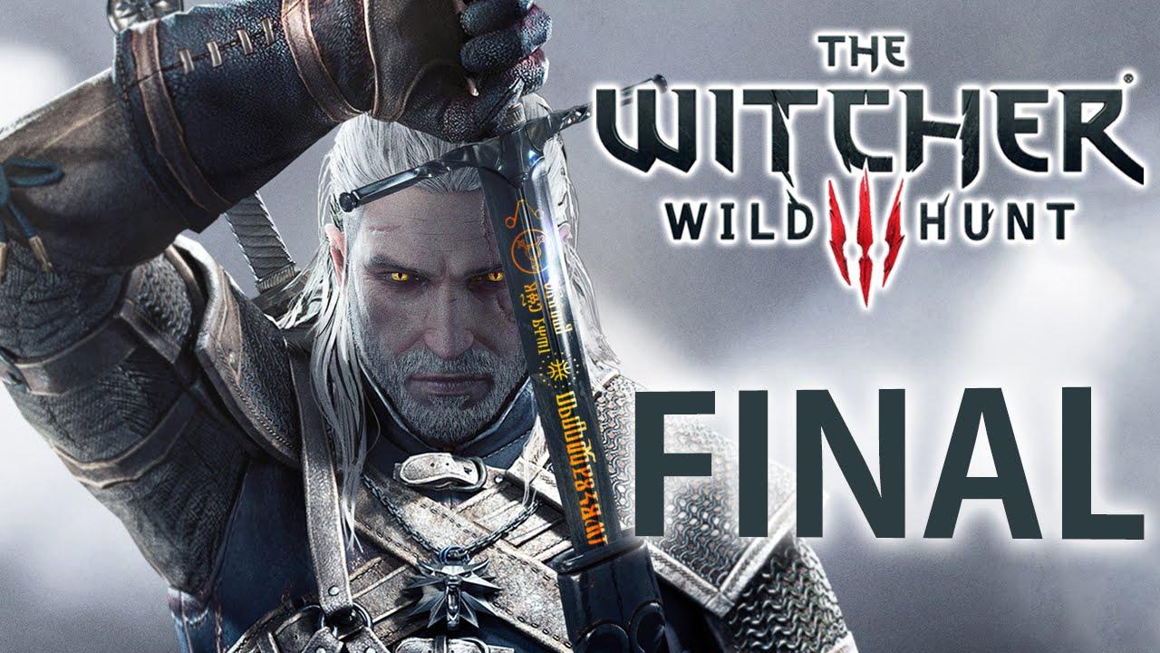 The Witcher 3 Wild Hunt - FINAL ÉPICO!!!!!!!!!!!!! [ PC 60FPS Playthrough PT-BR ]