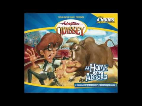 An Adventure Through Odyssey Album 12 At Home and Abroad