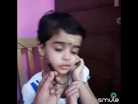Smule Song-  Enno Njanente Muttathorattathu