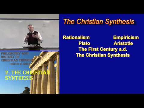 18. The Christian Synthesis