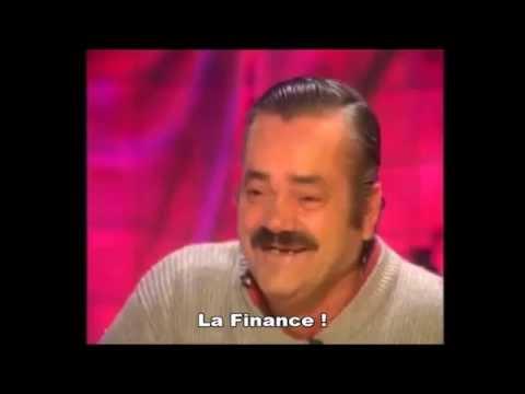 El Risitas nous parle de François Hollande, du Bourget et de la Finance