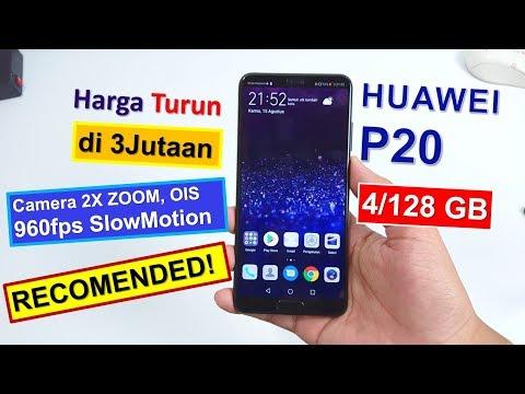 Makin Murah! Review Huawei P20 Indonesia