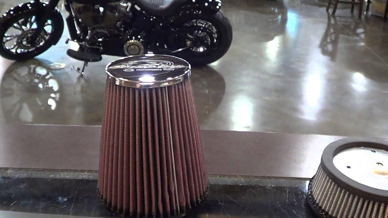 3b9a78db Whiskey River Harley-Davidson's Screamin' Eagle Air Filters - YouTube