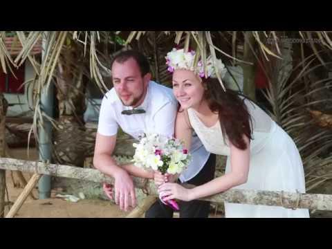 EUROPE BEACH WEDDING - MARINA & SERGEY